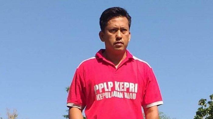 Ngobrol Bareng Sapto Nugroho, Optimis Sepak Bola Kepri Berlaga di Timnas Indonesia