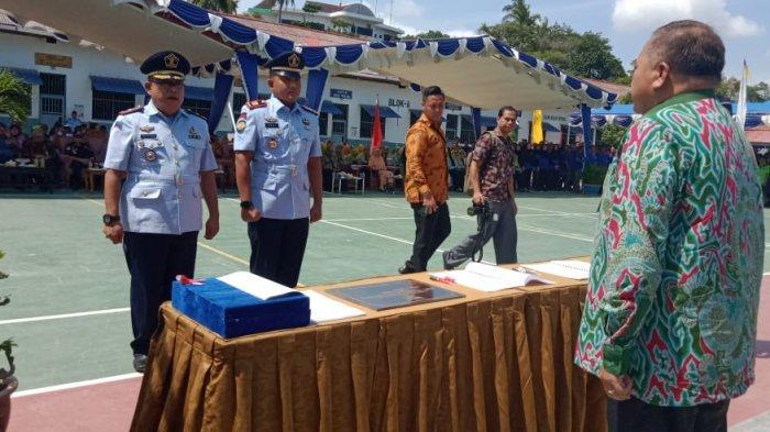 Kepala Rutan Kelas II Tanjungbalai Karimun Berganti, Doddy Canangkan Wilayah Bebas Korupsi