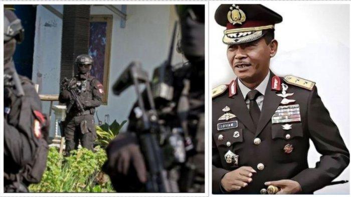 Sama Seperti Tito Karnavian, Idham Azis Tetap Pertahankan Gaya Kepemimpinan Ala Densus 88?