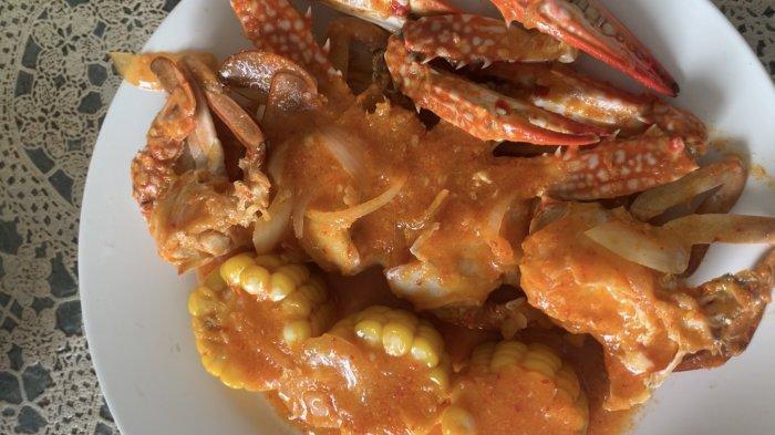Kepiting Saos Padang Bikin Kamu Lapar, Makanan Ini Salah Satu Makanan Favorit di Anambas