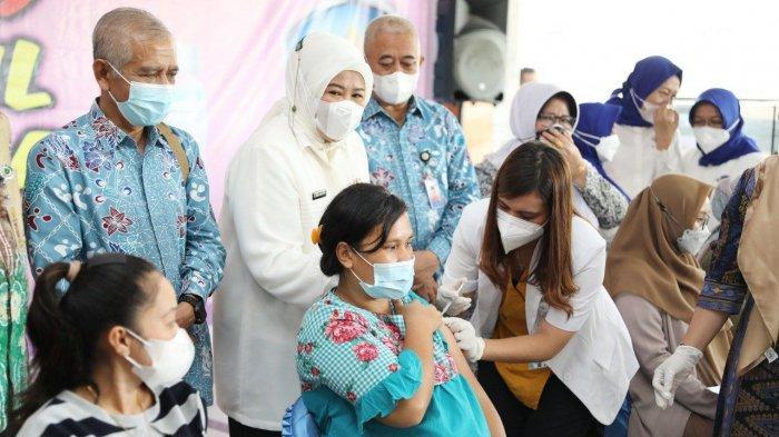 Wagub Kepri Marlin Ingatkan Ibu Hamil Tak Perlu Cemas Ikut Vaksinasi Covid-19