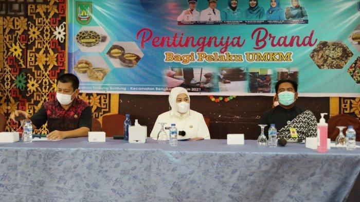 Wagub Kepri Marlin Agustina Dorong Perluasan Pasar UMKM, Buka Pelatihan Pentingnya Branding