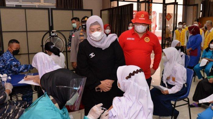 Wagub Kepri Marlin Dorong Vaksinasi Pelajar, Persiapan Belajar Tatap Muka di Sekolah
