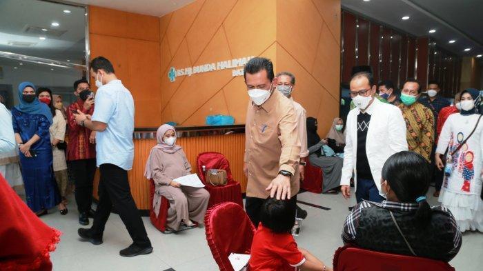 Gubernur Kepri Percepat Vaksinasi untuk Ibu Hamil dan Menyusui
