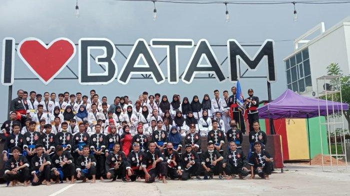 Jelang Ramadhan 2021, IKS.PI Kera Sakti Cabang Batam Gelar Latihan Bersama