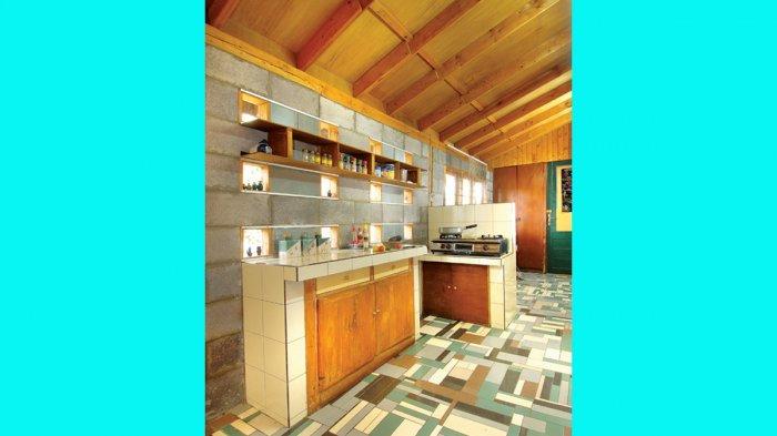 Punya Keramik Bekas? Jangan Dibuang. Dengan Sedikit Trik Bisa Bikin Rumah Cantik