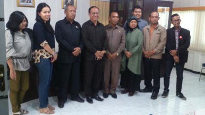 Rektor Unrika Batam Tandatangani kerjasama dengan Komis Pemberantasan Korupsi