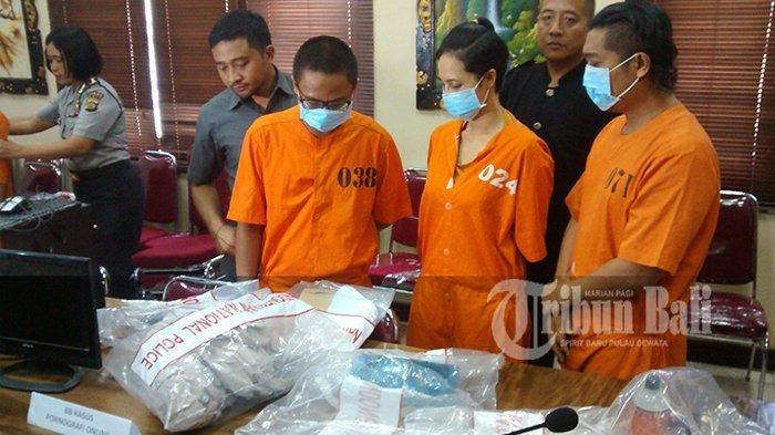 Terapis di Spa Esek-esek yang Dibongkar Polisi di Bali Ternyata Ada yang Berasal dari Batam