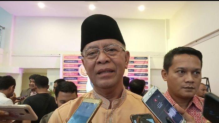 BREAKING NEWS: Sesak Nafas, Wali Kota Tanjung Pinang Dilarikan ke Rumah Sakit