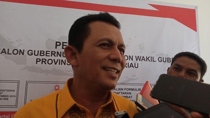 Ansar Ahmad Siap Mundur dari DPR RI, Maju dengan Marlin Agustina Rudi di Pilgub Kepri