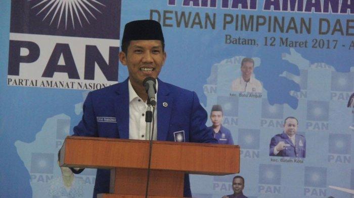 7 Kandidat Lamar ke PAN, Bertarung di Pilwako Batam