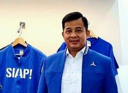 Ketua DPD Partai Demokrat Sumatera Utara Herry Zulkarnaen