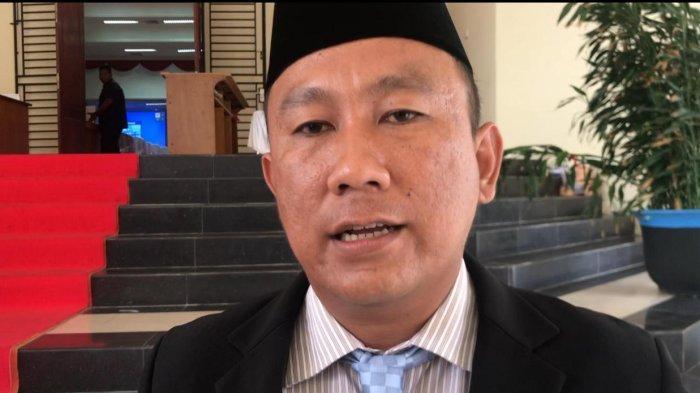 Ketua DPRD Bintan, Agus Wibowo