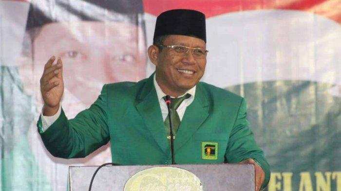 BREAKING NEWS, Ketua DPW PPP Kepri Sarafuddin Aluan Positif Covid-19