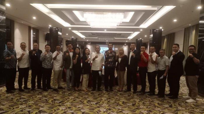 Yeyen Heryawan Nakhodai DPD IHGMA Kepri Periode 2021-2024, Komitmen Tingkatkan SDM Bidang Perhotelan