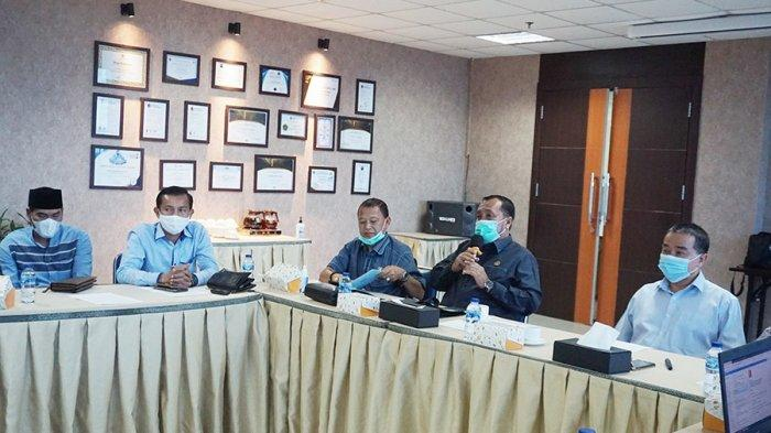 Studi Banding ke ATB, Ketua Komisi D DPRD Kabupaten Langkat Inginkan Layanan Air seperti ATB