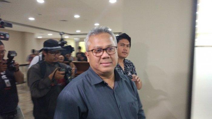 Jelang Sidang MK, Ketua KPU Arief Budiman Angkat Bicara, Terima SMS Caci Maki hingga soal Pengamanan