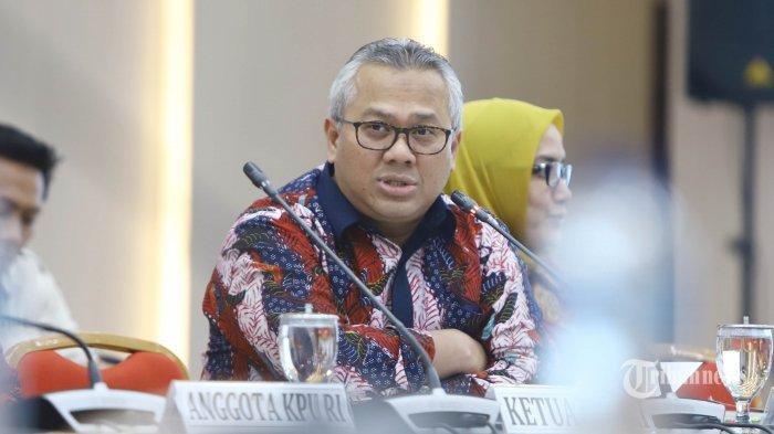 Ketua KPU Arief Budiman Diberhentikan DKPP, Terbukti Langgar Etik & Sanksi Peringatan Keras Terakhir