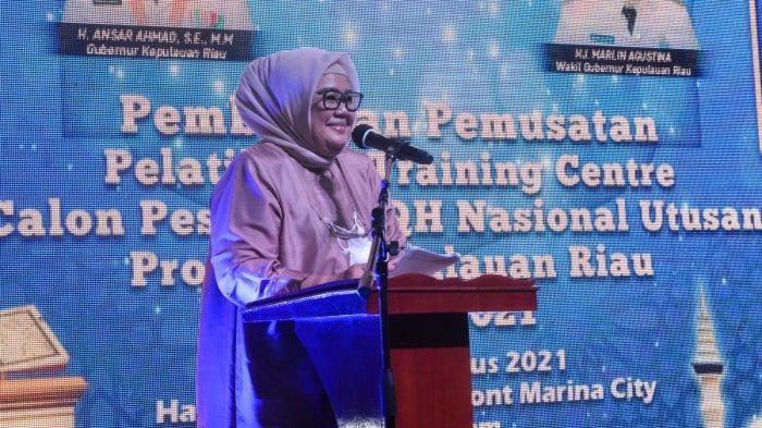 Wagub Kepri Bakal Pimpin Kafilah Kepri Ikut STQH ke-36 di Maluku Utara