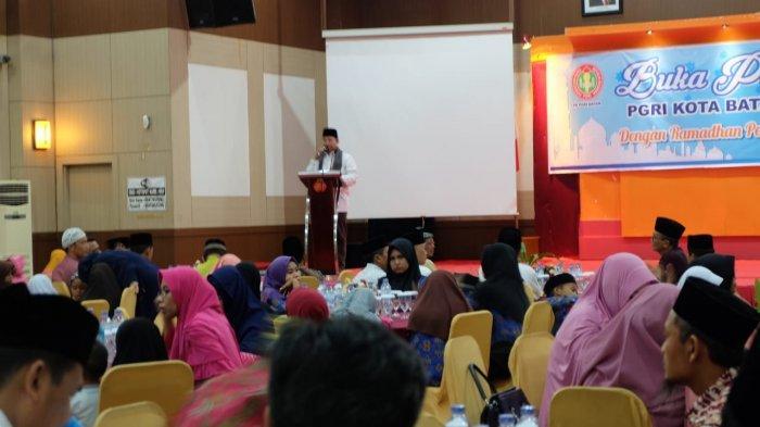 Targetkan 1.600 Paket Sembako Terkumpul,PGRI Berbagi Rezeki Setiap Ramadhan