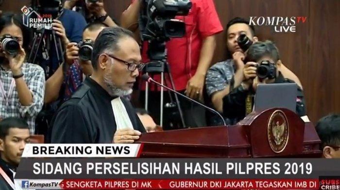 TKN Jokowi-Maruf Serang Balik Bambang Widjojanto : Macam Betul Saja Kau