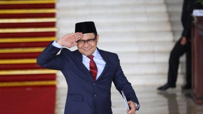 Biodata Muhaimin Iskandar atau Cak Imin, Pernah Dipecat Gus Dur, Bakal Didepak dari PKB?