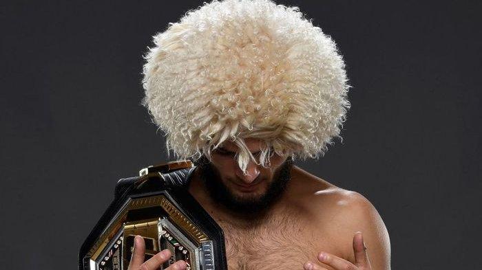 UFC Tak Ikhlas Khabib Pensiun! Dana White Ungkit Pesan Ayah The Eagle Soal Torehkan Rekor 30-0