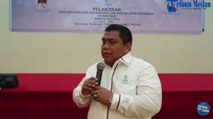 Ketua Dewan Pimpinan Wilayah (DPW) Permatani Sumut, Khairul Mahalli, Rabu (11/1/2017)