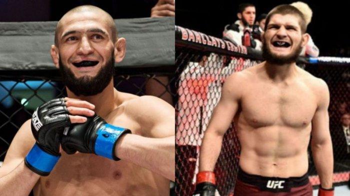 Habis Khabib Terbitlah Khamzat Chimaev, Sang Srigala Chechnya Melesat Jadi Anak Emas Bos UFC