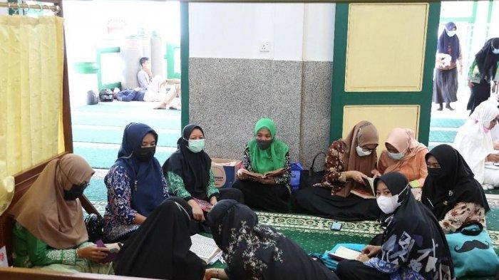 Ramadhan 2021 di Anambas - ASN Pemkab Anambas Gelar Khatam Al-Qur'an