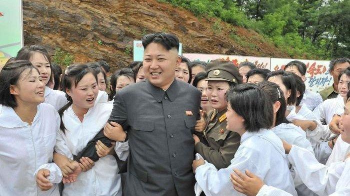 Sisi Lain Kim Jong Un, Punya 2000 Wanita Simpanan, Masih ABG dan Belum Pernah Pacaran