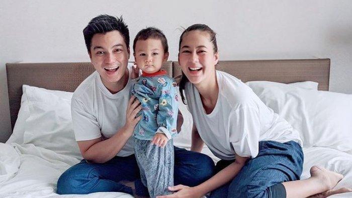 Keluarga Selebiti tanah air : Kiano, Paula Verhoeven & Baim Wong