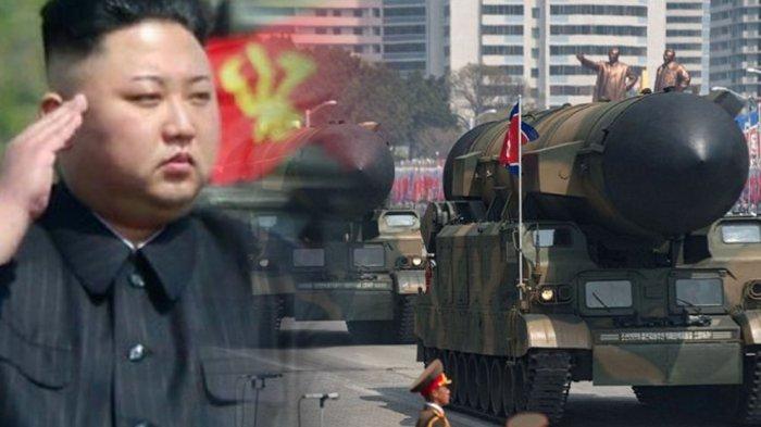 Jika Perang Melawan Amerika Serikat, Kim Jong Un Yakin Menang. Senjata Nuklir Ini Jadi Andalannya
