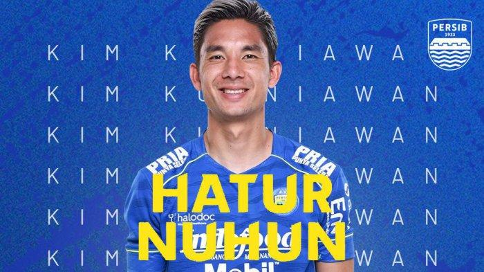 Transfer Persib Bandung - Kim Kurniawan Jelaskan Alasan Tinggalkan Maung Bandung