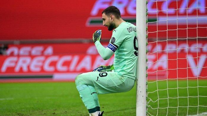 AC Milan Lolos Liga Champions Gianluigi Donnarumma Teken Kontrak Baru, Juventus Menggoda