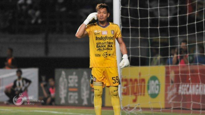 Gabung Timnas Indonesia di Kualifikasi Piala Dunia 2022, Kiper Bali United Siap Balas Kepercayaan