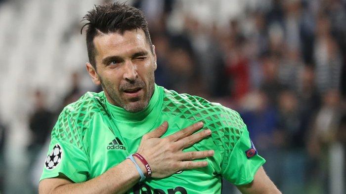 Juventus Lolos ke Final, Saya Senang, Tapi Ini Belum Berarti Apa-apa, Kata Buffon