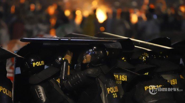 Tanggapan Mahfud MD Soal Tindakan Aparat Kepolisian Tangani Aksi 21-22 Mei yang Berujung Rusuh