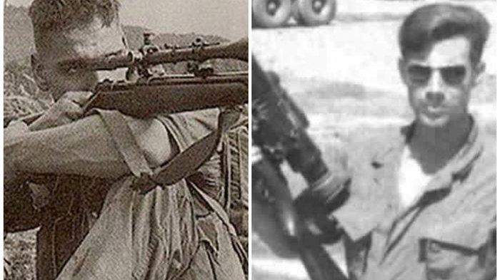 Demi Tembak Jenderal Vietcong, Sniper Marinir AS Ini Merayap 4 Hari Hanya untuk Tempuh Jarak 2,5Km