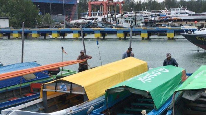 KUOTA Premium Dibatasi, Pengemudi Boat Pancung Batam Menjerit