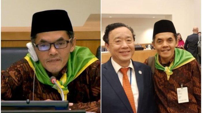 Kisah Zainal Arifin Petani Asal Madiun Jatim, Jadi Pembicara Konferensi FAO di Markas PBB