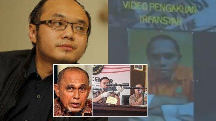Ini Kondisi Orangtua Irfansyah, Tahu Anaknya Calon Eksekutor 4 Jenderal dan Pimpinan Lembaga Survei