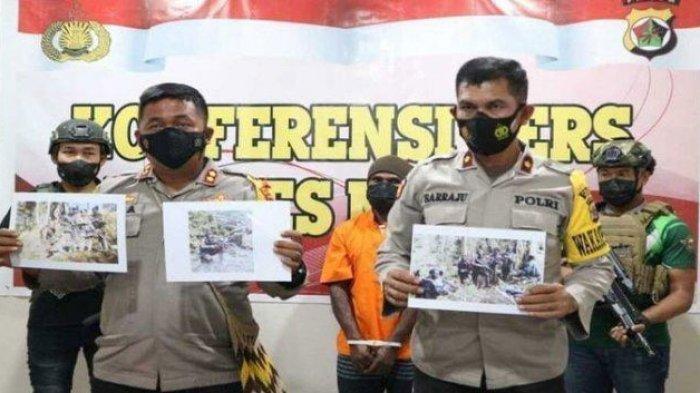 Sosok MT Teroris KKB Papua Kesayangan Lekagak Telenggen, Selalu Meneror Selama 5 Tahun Terakhir