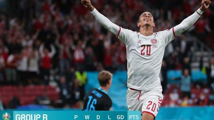 Hasil, Klasemen, Top Skor Piala Eropa 2020 Setelah Belanda Menang, Denmark Menang