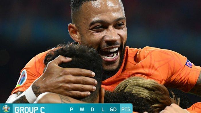 Hasil, Klasemen, Top Skor Piala Eropa 2020 Setelah Belgia Menang, Belanda Menang