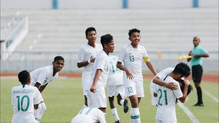 Mengintip Calon Lawan Timnas U15 Indonesia Jika Lolos Semifinal Piala AFF U15 2019
