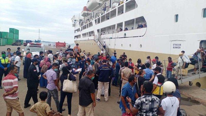 Info Lengkap Syarat Naik Kapal Kelud saat PPKM Periode 14-20 September 2021