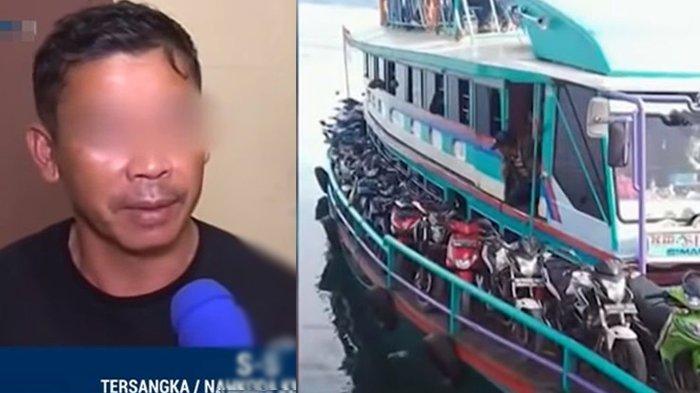 Ditemukan Di Pulau Samosir Ternyata Begini Cara Ss Nahkoda Km Sinar Bangun Selamatkan Diri Tribun Batam