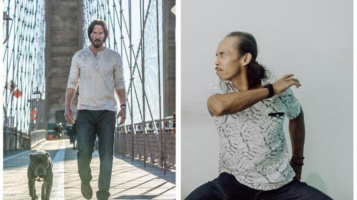 Keanu Reeves Digembleng Mantan Navy Seal & CIA, Persiapan Lawan Yayan Ruhian dalam John Wick 3
