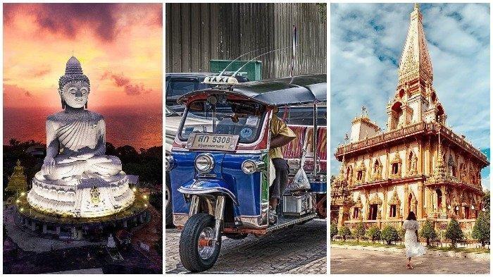 Rekomendasi 5 Tempat Wisata Terbaik di Phuket, Thailand